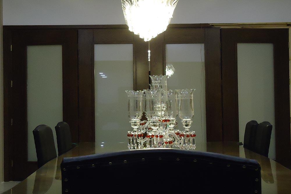 کاربرد مسکونی شیشه هوشمند بعنوان پارتیشن